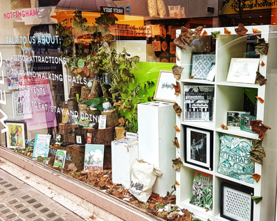 Window Displays - Their importance